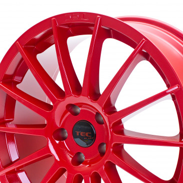 Tec Speedwheels AS2 Rot