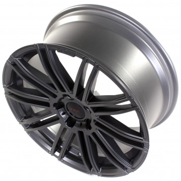 Tec Speedwheels AS3 gun metal