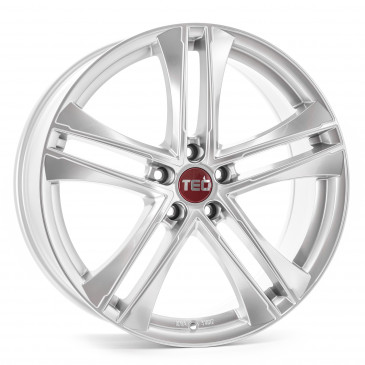 Tec Speedwheels AS4 EVO Hyper Silber