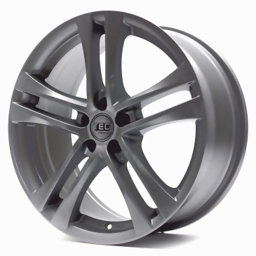 Tec Speedwheels AS4 Gun Metal