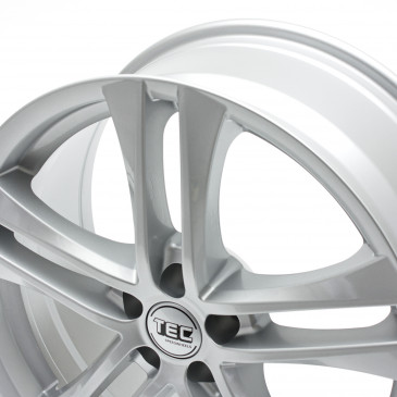Tec Speedwheels AS4 Brillant Silber