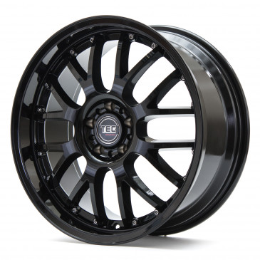 Tec Speedwheels GT-AR1 black glossy