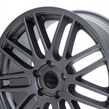 Tec Speedwheels GT1 gun metal