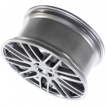 Tec Speedwheels GT1 shiny silber