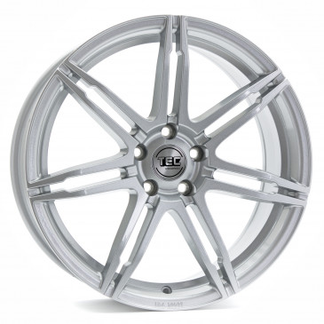 Tec Speedwheels GT2 crystal silver