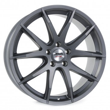 Tec Speedwheels GT3 Gun Metal