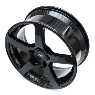 Tec Speedwheels GT5 black glossy