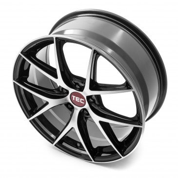 Tec Speedwheels GT6 EVO black polished