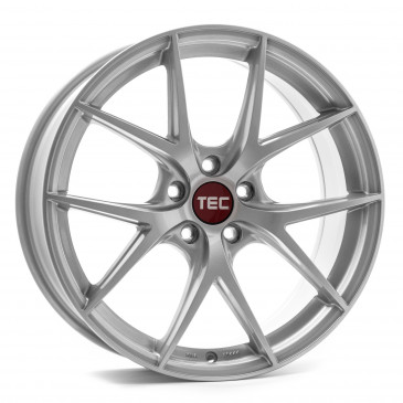 Tec Speedwheels GT6 EVO Brillant Silber