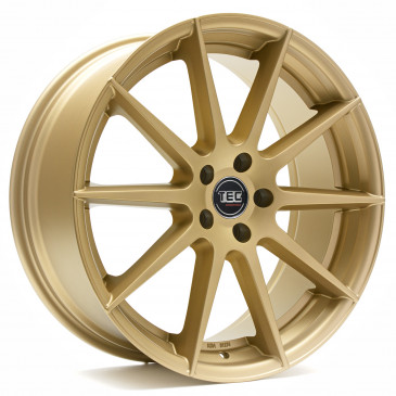 Tec Speedwheels GT7 gold