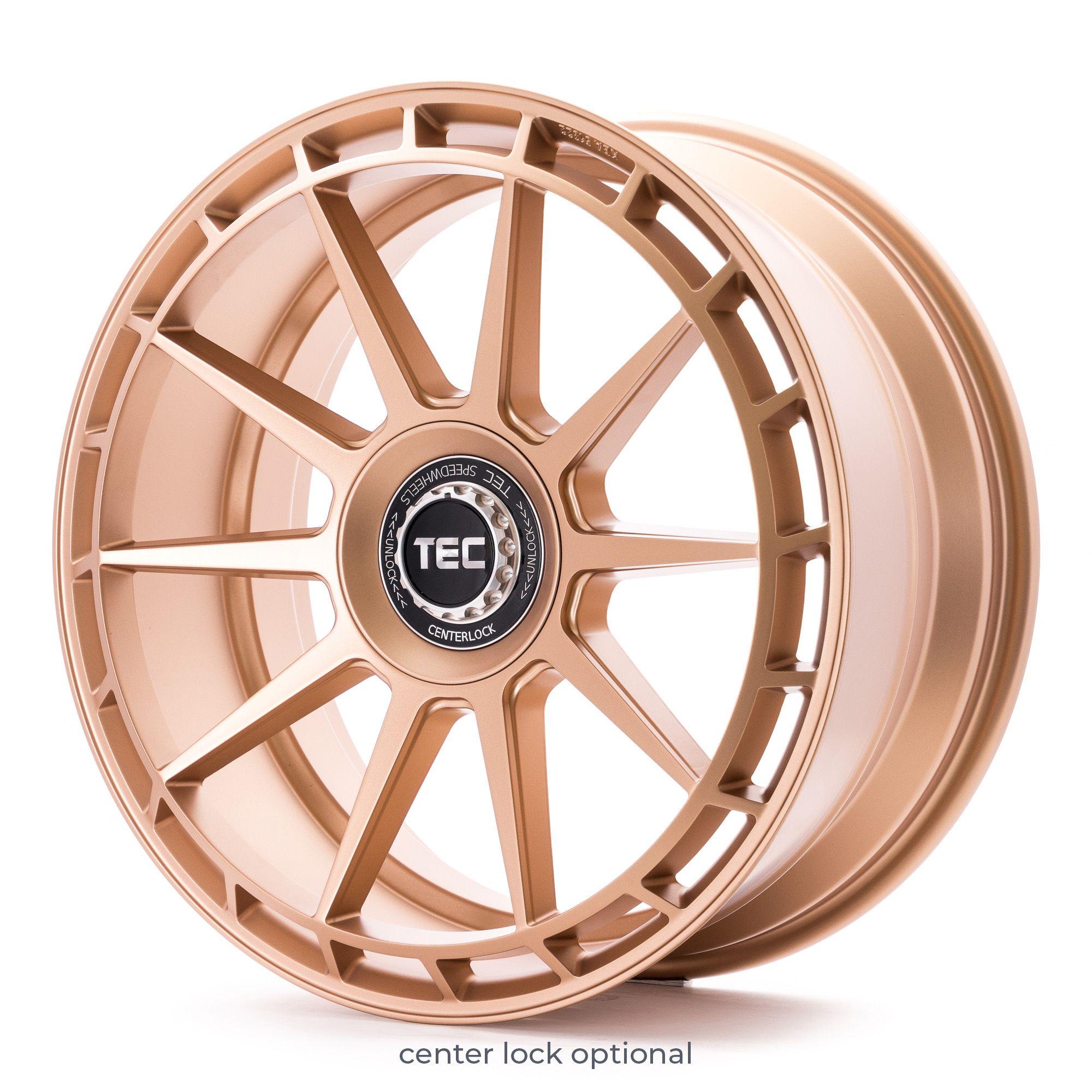 tec speedwheels gt8 felgen ros gold in 19 zoll. Black Bedroom Furniture Sets. Home Design Ideas