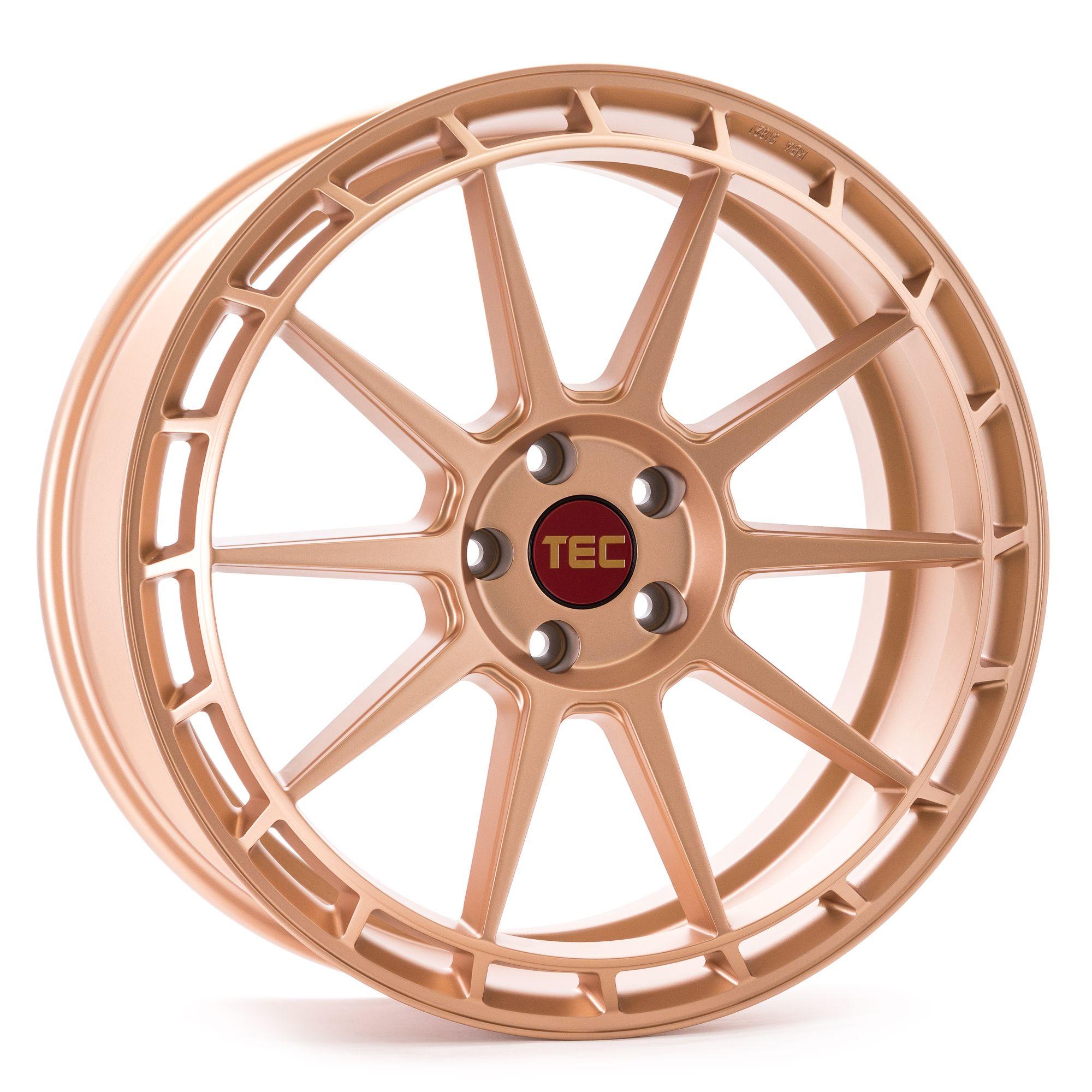 tec speedwheels gt8 felgen ros gold in 20 zoll. Black Bedroom Furniture Sets. Home Design Ideas