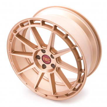 Tec Speedwheels GT8 rosé gold