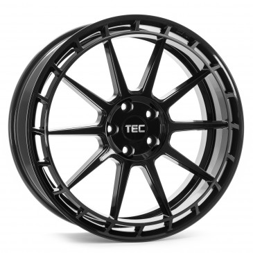 Tec Speedwheels GT8 black glossy