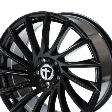 TOMASON TN16 Black painted