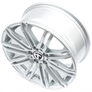 TOMASON TN18 Bright Silver