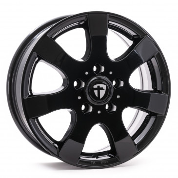 TOMASON TN3F black painted