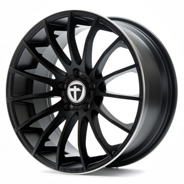 TOMASON TN9 Hyperblack diamond polished