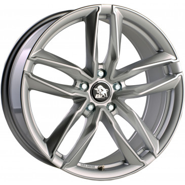 Ultrawheels UA6 silver