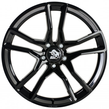Ultrawheels UA8 BLACK