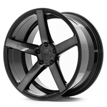 Vossen CV3R Deep Face Graphit