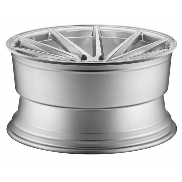 Vossen CVT Deep Face Links Silber