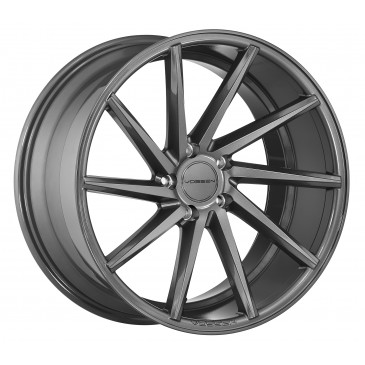 Vossen CVT Flat Face Links Graphit