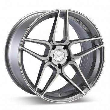 Wheelforce CF1-RS FROZEN SILVER