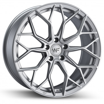 Wheelforce SL1-FF FROZEN SILVER