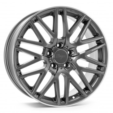 Z Design Z001 grey lip polished