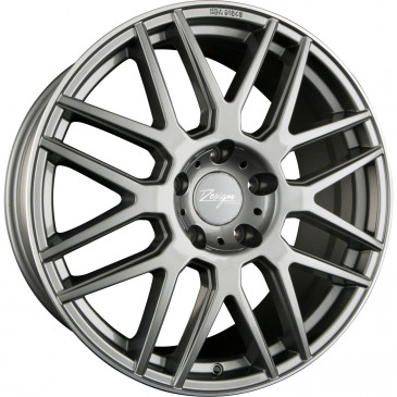 Z Design Z002 grey lip polished