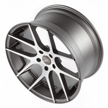 Z-Performance ZP.07 Deep Concave Matte Gunmetal/Polish