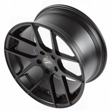 Z-Performance ZP.07 Deep Concave Matt Schwarz