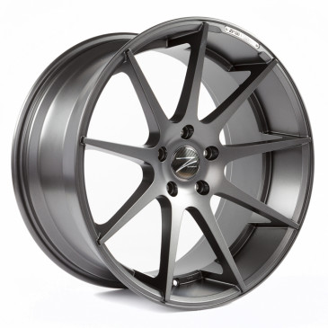 Z-Performance ZP.08 Deep Concave Matt Gunmetal