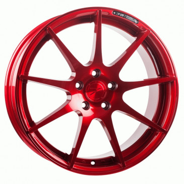 Z-Performance ZP.08 Deep Concave Candy Red