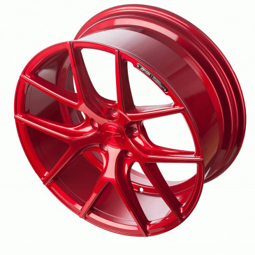 Z-Performance ZP.09 Deep Concave Candy Red
