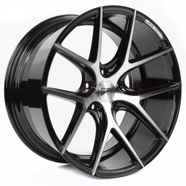 Z-Performance ZP.09 Deep Concave Phantom Black / Polished