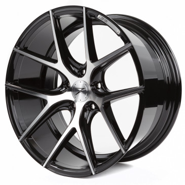 Z-Performance ZP.09 Deep Concave Phantom Black/Polished