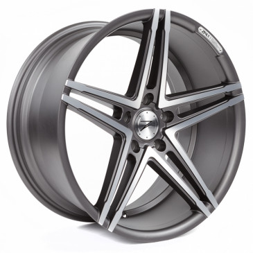 Z-Performance ZP4.1 Deep Concave Matte Gunmetal/Polish
