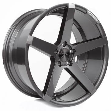 Z-Performance ZP6.1 Deep Concave Gunmetal