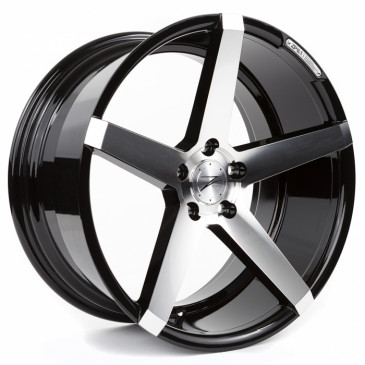 Z-Performance ZP6.1 Deep Concave Gloss Black/Polished